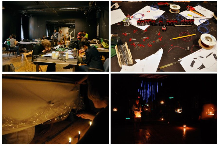 Unplugged light Prague